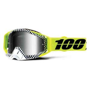 lentes transparentes MX gafas de talla /única Denver ~ Oro Tru 100/% Accuri Gen 2 espejo